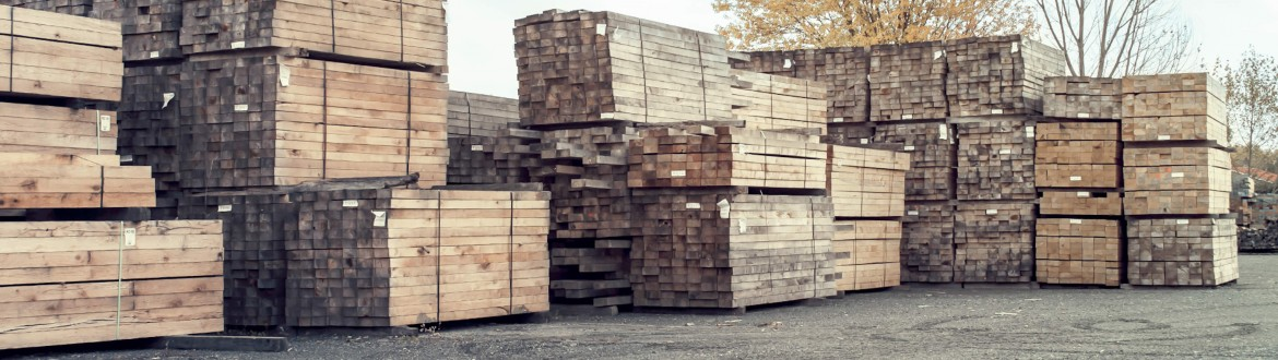 Lumber yard – Laurentide Lumber Co.