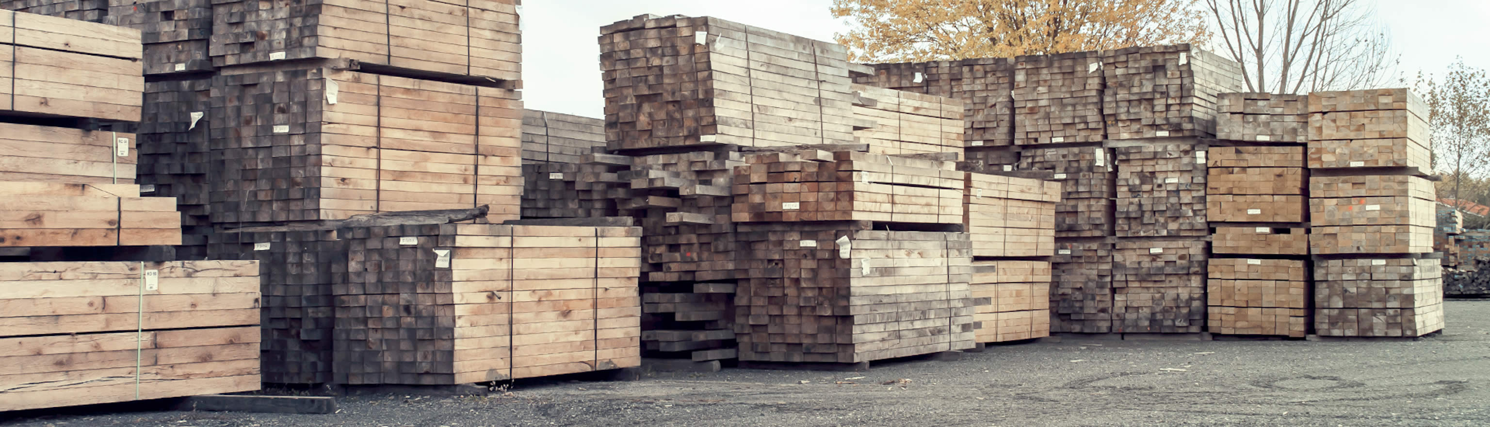 Lumber yard - Laurentide Lumber Co.