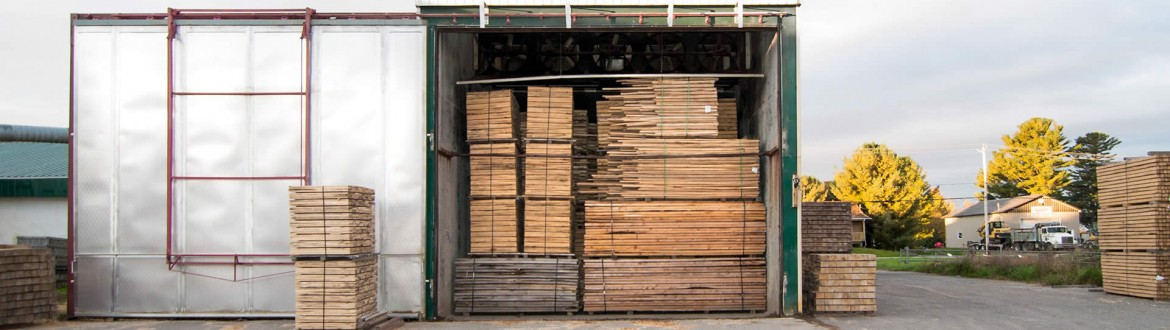 Heat Treatment – Laurentide Lumber Co.