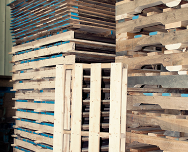 Wooden Pallets - Laurentide Lumber Co.