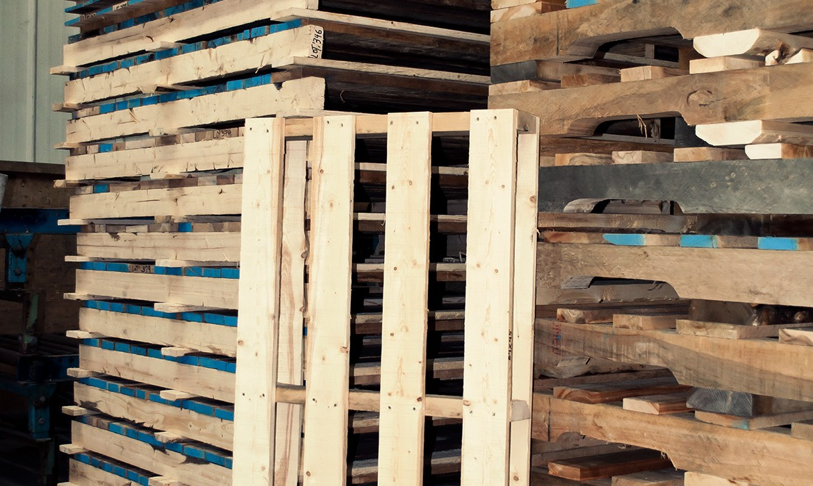 Wooden Pallets – Products – Laurentide Lumber Co.