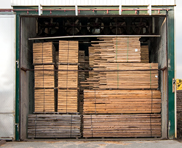 Heat Treatment - Products - Laurentide Lumber Co.